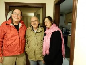 Michael, Ahmet, and Me